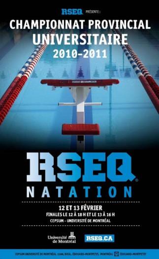 Championnat provincial universitaire de natation