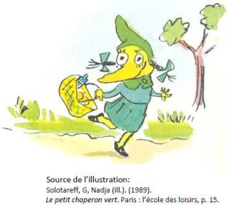 Activité de découverte en littérature de jeunesse - Grégoire Solotareff