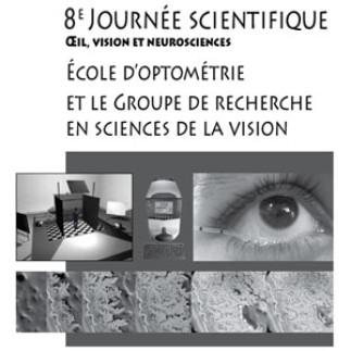 8e Journée scientifique de l'École d'optométrie de l'UdeM