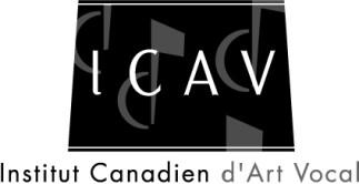 Le Festival d'Art Vocal de l'ICAV - Place à la relève lyrique