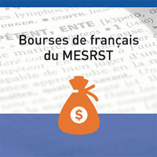 Bourses de français du MESRST - #Financer