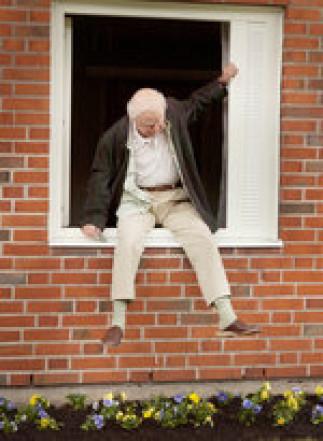 Ciné-Campus : Le vieux qui ne voulait pas fêter son anniversaire