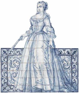 Exposition : « L'art de l'azulejo. Entre artisanat et culture savante »