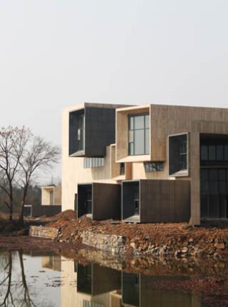 L'architecte Weijen Wang aux croisements de la tradition chinoise et du contemporain