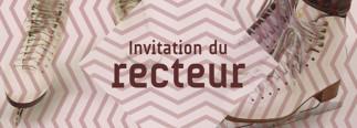 Invitation du recteur : Patinage à l'aréna du CEPSUM
