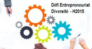 Défi Entrepreneuriat Diversité - Cohorte 2015