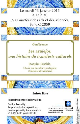 Les azulejos, une histoire de transferts culturels