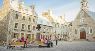 Histoire de la Ville de Québec : de 1867 à 1945