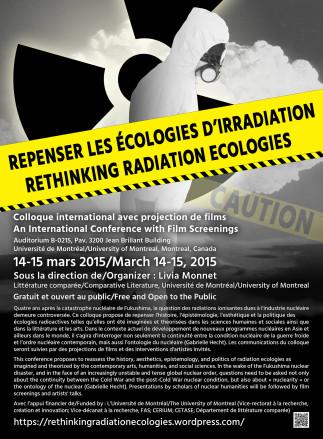 Repenser les écologies d'irradiation
