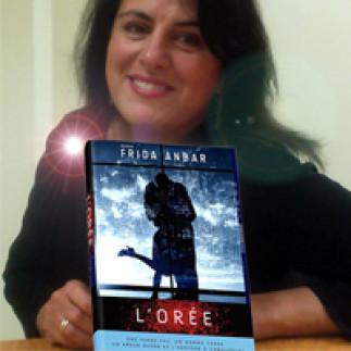 Lancement à Montréal de « L'orée », roman de Frida Anbar