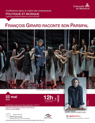 François Girard raconte son « Parsifal »