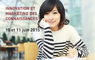 École d'été doctorale et postdoctorale de la FESP - Innovation et marketing des connaissances