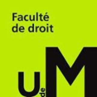 Séance inaugurale 2015 - Faculté de droit