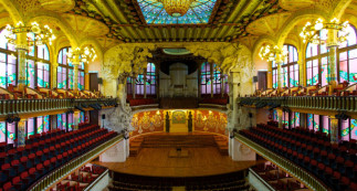 Barcelone, foyer du modernisme catalan - COMPLET