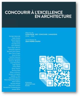 Lancement du livre «Concourir à l'excellence en architecture»