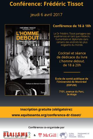 Conférence de Frédéric Tissot