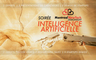 DemoNight - Soirée intelligence artificielle