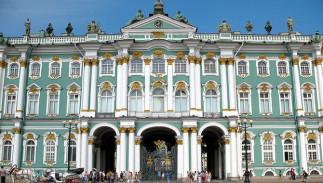 Les grands musées du monde et leurs collections : L'ermitage de Saint-Petersbourg - Complet