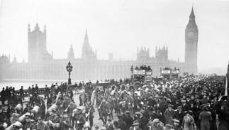 Histoire de l'Angleterre – du XVIIIème siècle à la veille de la Seconde Guerre mondiale