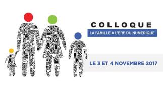 Colloque: La famille à l'ère du numérique