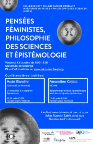 Pensées féministes, philosophie des sciences et épistémologie