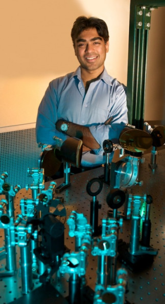Charge Cinematography – Making movies of electrons in motion across semiconductor – Prof. Keshav M. Dani Okinawa Inst. of Sci. & Tech. Graduate Univ.