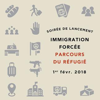 Soirée de lancement de la Semaine interculturelle : Immigration forcée, parcours des demandeurs d'asile