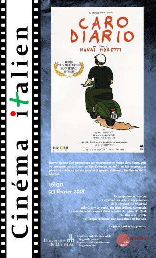 Cinéma Italien - «Caro diario» di Nanni Moretti