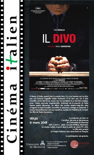 Cinéma Italien - «Il divo»