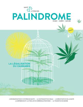 Lancement du premier numéro du magazine Palindrome