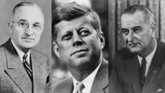 COMPLET - Truman, Kennedy et Johnson : trois présidents face à l'Histoire