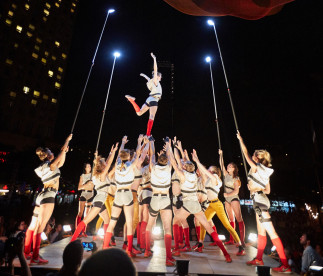 Juillet et août aux Jardins Gamelins : spectacles, activités, cirques