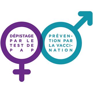 Kiosque d'information sur le VPH et prise de rendez-vous pour test de Pap