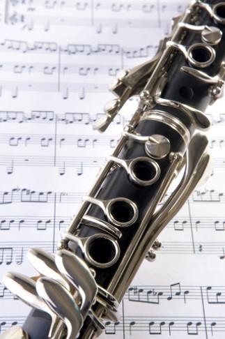 Récital de clarinette (fin baccalauréat) – Justine Champagne