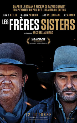 Les frères Sisters (The Sisters Brothers) au Ciné-Campus