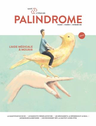 Lancement du deuxième numéro du magazine «Palindrome»