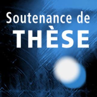 Soutenance de thèse de doctorat - Marianne Groleau