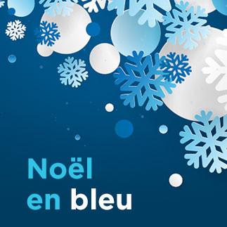 Venez célébrer Noël en bleu