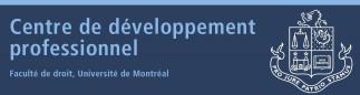 La séance d'information - Ministère de la Justice du Canada