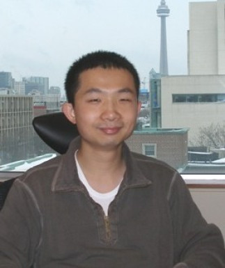 Conférence de chimie avec le Datong Song, University of Toronto