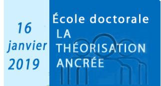 École doctorale en méthodologies de recherche - LA THÉORISATION ANCRÉE