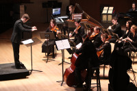 Concert de l'Ensemble de musique contemporaine (EMC) en collaboration avec Chants libres dans le cadre du projet « Opér'actuel »