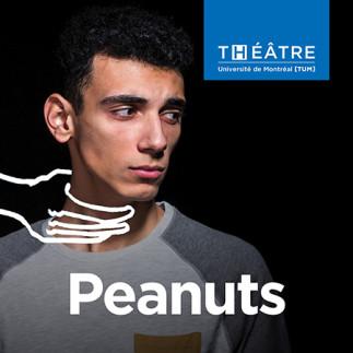Peanuts présenté par la troupe Théâtre Université de Montréal