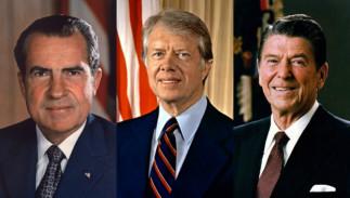 Nixon, Carter et Reagan : trois présidents face à l'histoire - COMPLET