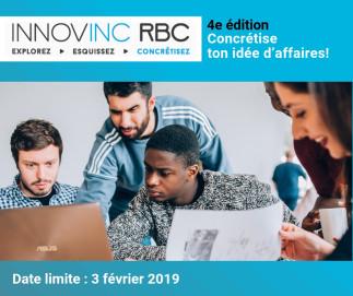 Date limite | Concours Innovinc. RBC - Concrétisez