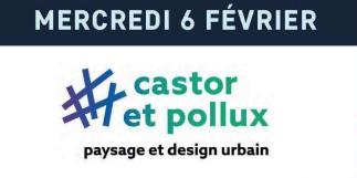 Midi-conférence : présentation de l'agence Castor et Pollux