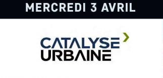 Midi-conférence : présentation de l'agence Catalyse urbaine