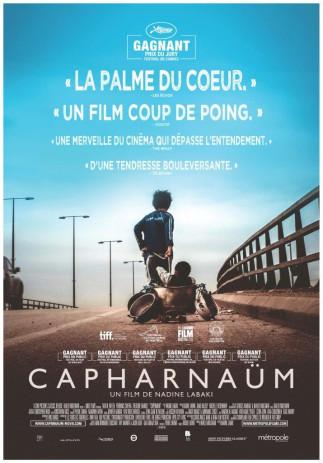 Capharnaüm à l'affiche au Ciné-Campus