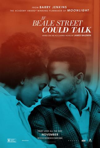 If Beale Street Could Talk à l'affiche au Ciné-Campus