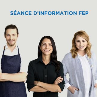 Programmes en relations industrielles : séance d'information